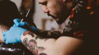 Nível de Dor da Tatuagem