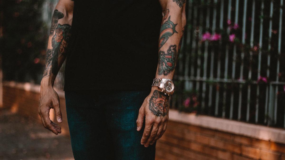 Crema para cuidar tattoo