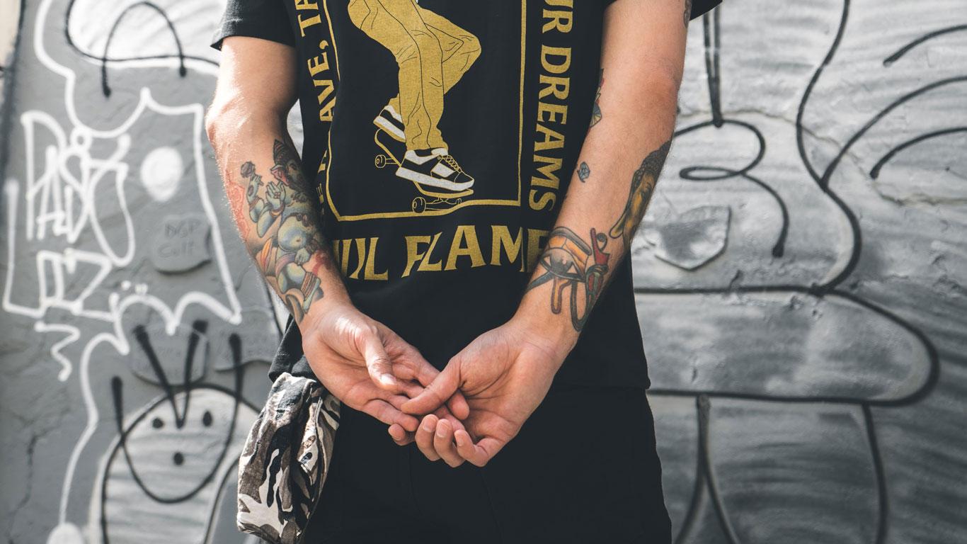 Coceira na Tatuagem