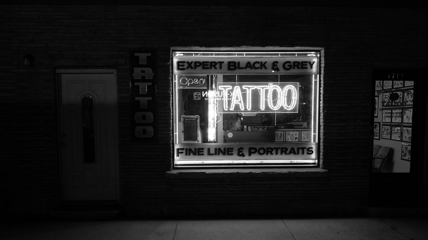 Estudio de Tatuagem SP