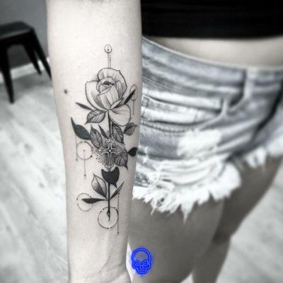Tatuagem Blackwork, Estudio de Tatuagem SP