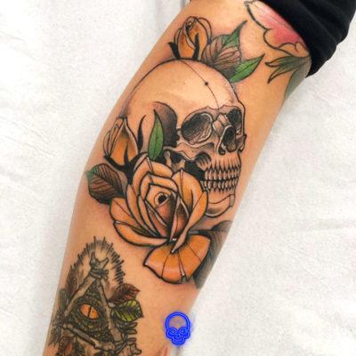 Tatuagem Neo Tradicional, Estudio de Tatuagem SP