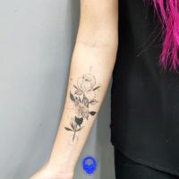 Tatuagem Ornamental, Estudio de Tatuagem SP