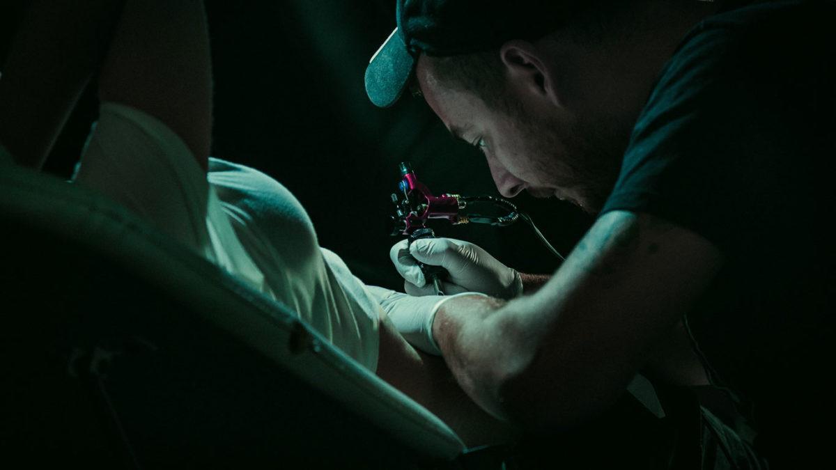 Tatuagem em Cicatriz