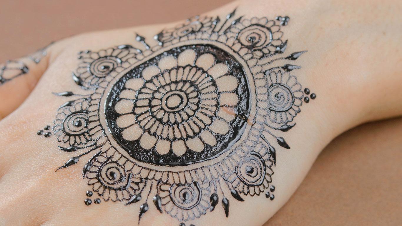 tatuagem-henna